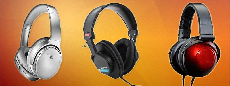 10 Best Closed Back Headphones 2019